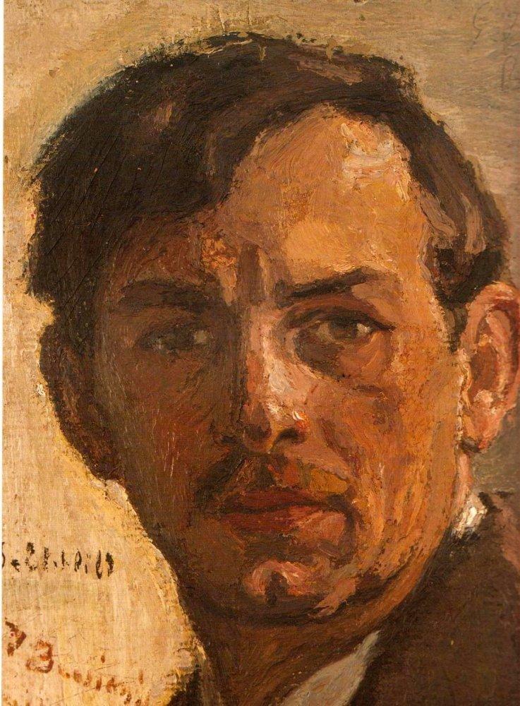Self Portrait, 1913