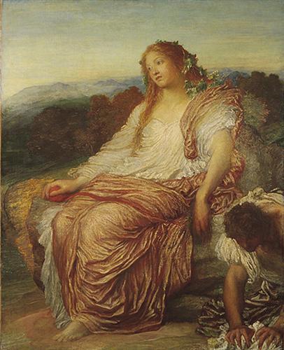 Ariadne - George Frederick Watts