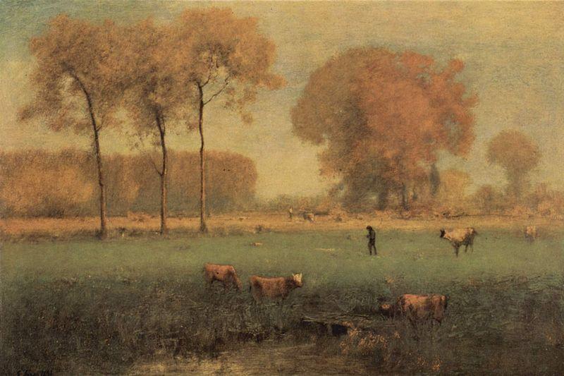Summer Landscape, 1894