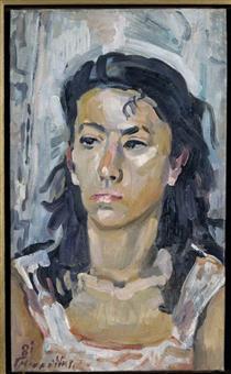 Mary - George Mavroides