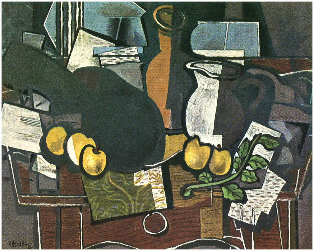 Guitar, Fruit and Pitcher, 1927