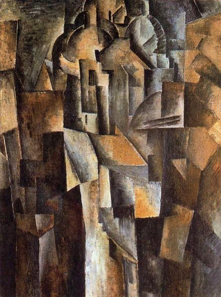 Le Sacre Coeur, 1910 - Georges Braque