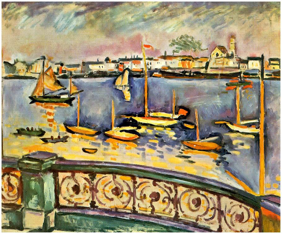 Port of Antwerp, 1906
