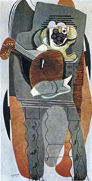 The Gray Table, 1930 - Georges Braque