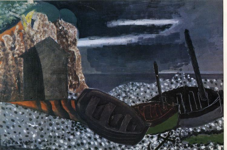 The Three Boats, 1929