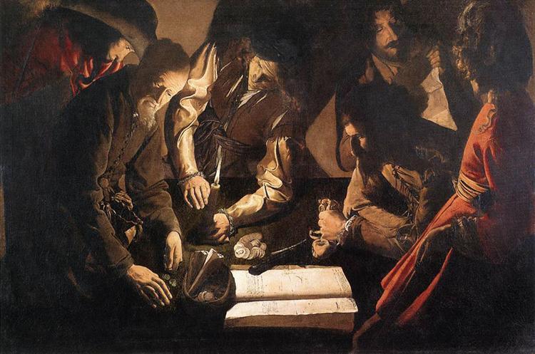 The Payment of Dues, 1630 - 1635 - Georges de la Tour