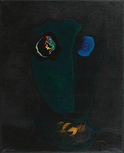 Tête, 1928 - Georges Papazoff