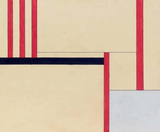 Fonction de lignes - Georges Vantongerloo