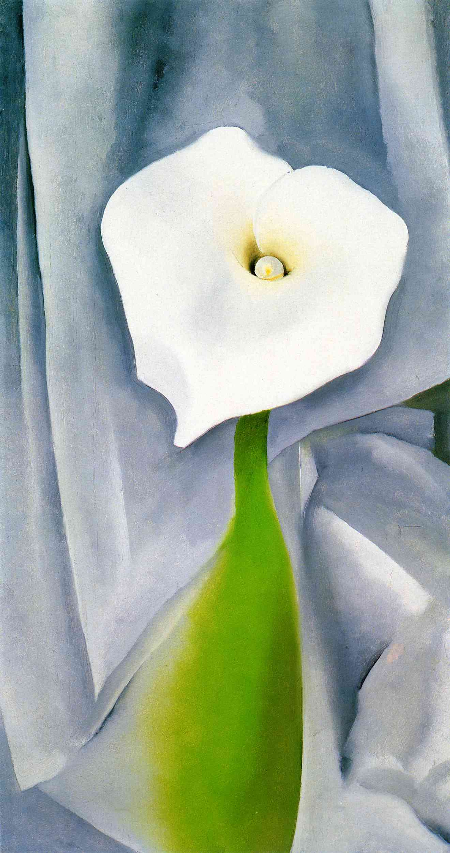Calla lillies 1941 tamara de lempicka wikiart izmirmasajfo