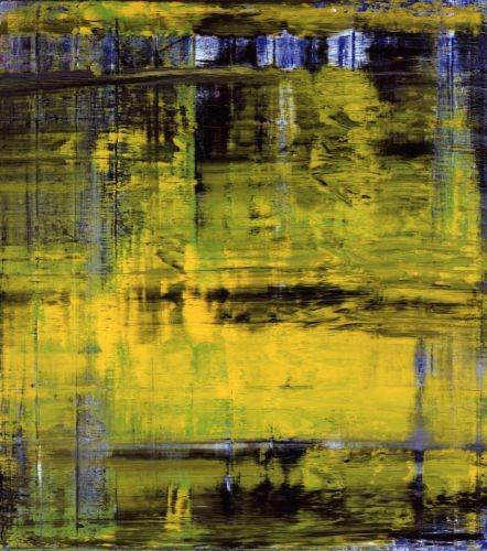 Abstract Picture, 1994 - Gerhard Richter