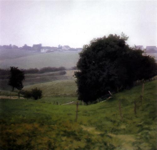 Meadowland, 1985 - Герхард Рихтер