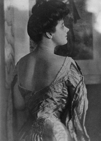 Rita de Acosta Lydig, 1905 - Gertrude Kasebier