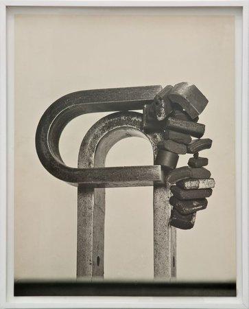 Magnets, 1974 - Geta Bratescu