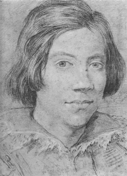 Portrait of a Young Man, 1625 - 1630 - Gian Lorenzo Bernini