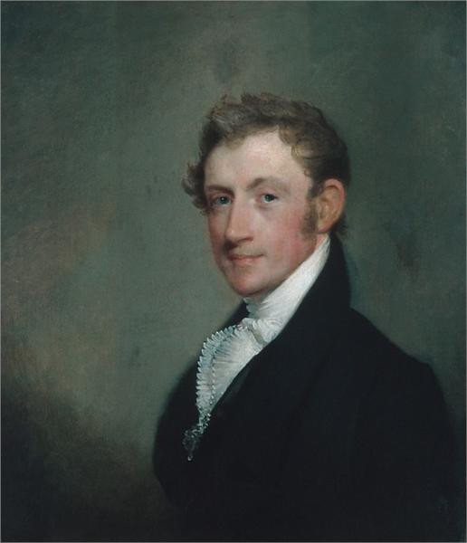 David Sears, Jr., 1815 - Gilbert Stuart