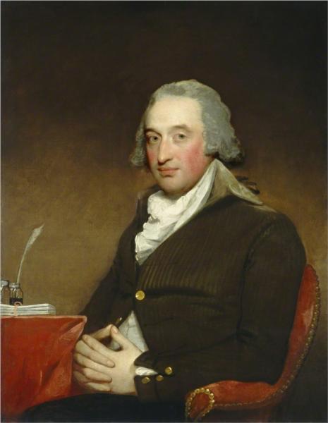 George Pollock, 1794 - Gilbert Stuart