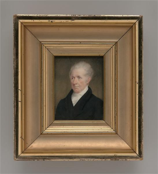 Gilbert Stuart, 1825 - Gilbert Stuart