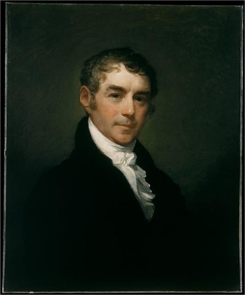 William Eustis, 1806 - Gilbert Stuart