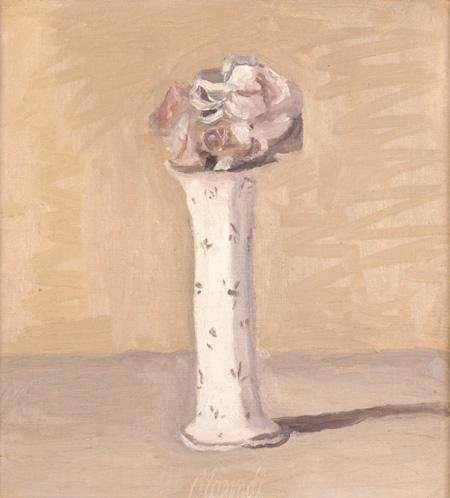 Fiori, 1950 - Giorgio Morandi
