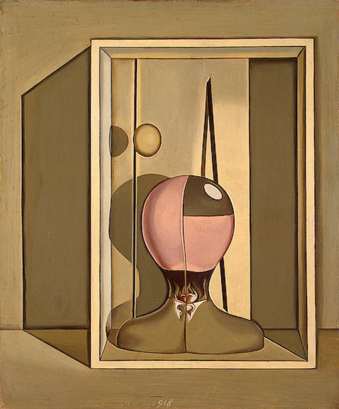 Metaphysical Still Life, 1918 - Giorgio Morandi
