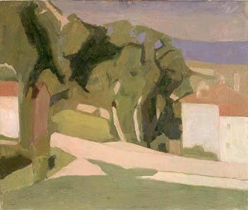 Landscape, 1935 - Giorgio Morandi