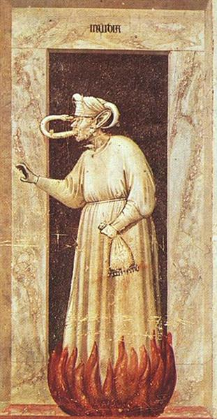 Envy, 1306 - Giotto