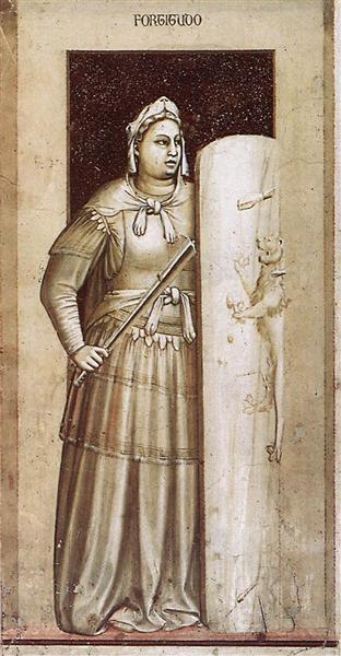 Fortitude, 1306 - Giotto