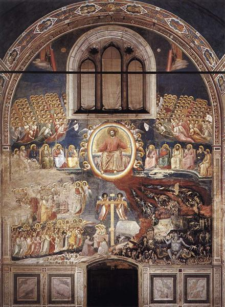 Last Judgment, 1306 - Giotto
