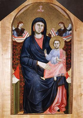 Madonna and Child - Giotto