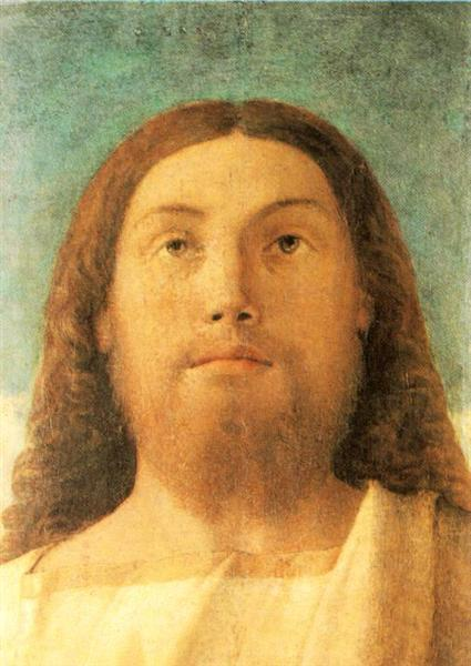 The Redeemer, 1500 - 1502 - Giovanni Bellini