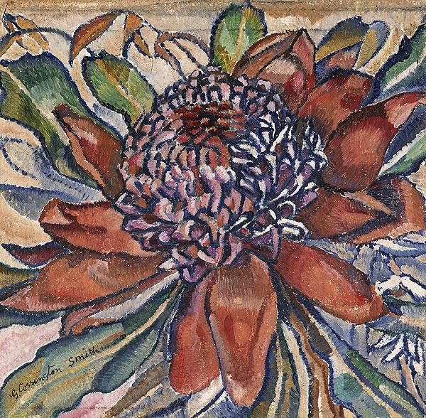 Waratah, 1928 - Grace Cossington Smith