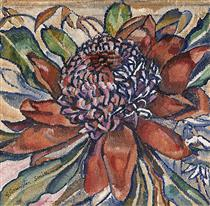 Waratah - Grace Cossington Smith