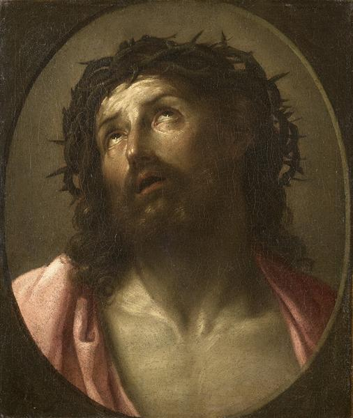 Man of Sorrows - Guido Reni