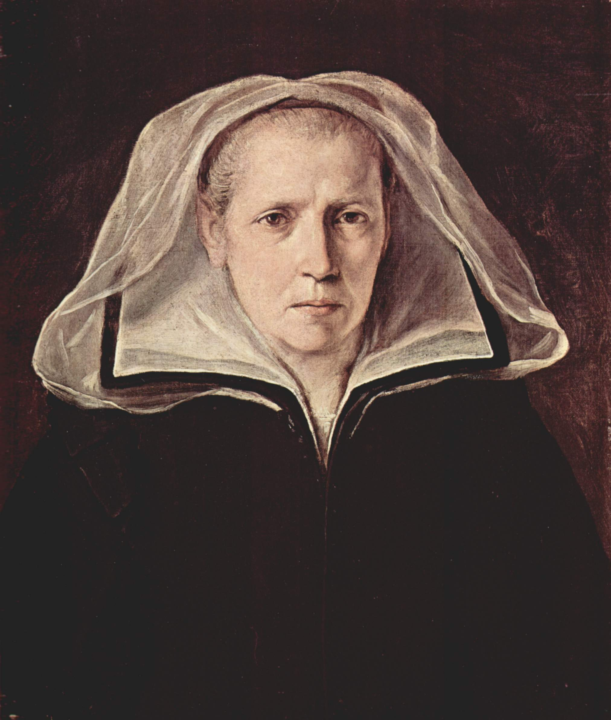Guido Reni Portrait-of-an-old-woman