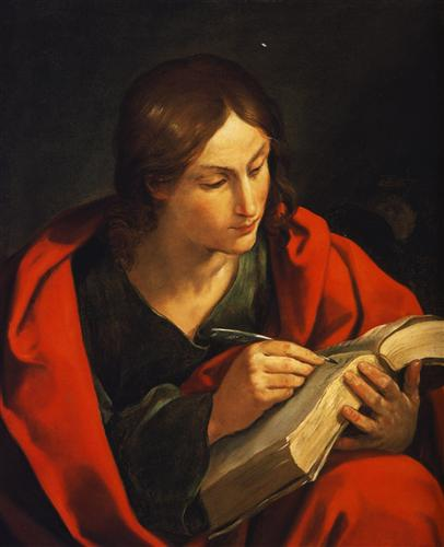 Guido Reni, St. John the Evangelist