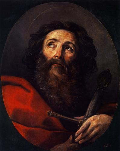 Saint Paul - Guido Reni