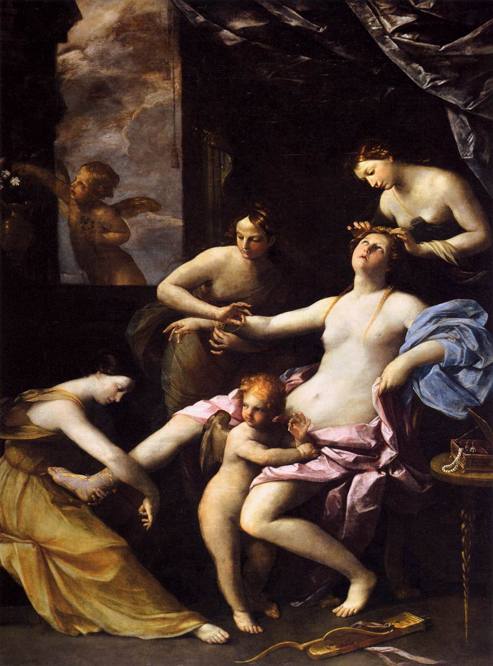 http://uploads5.wikipaintings.org/images/guido-reni/the-toilet-of-venus-1623.jpg