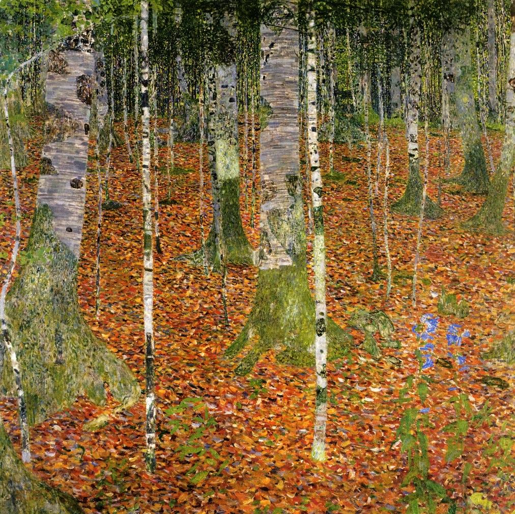 Motivos modernos (Pintura, Fotografía cosas así) - Página 3 Farmhouse-with-birch-trees-1903