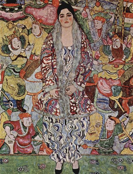 Fredericke Maria Beer, 1916 - Gustav Klimt
