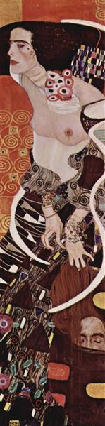 Judith II (Salome), 1909 - Gustav Klimt