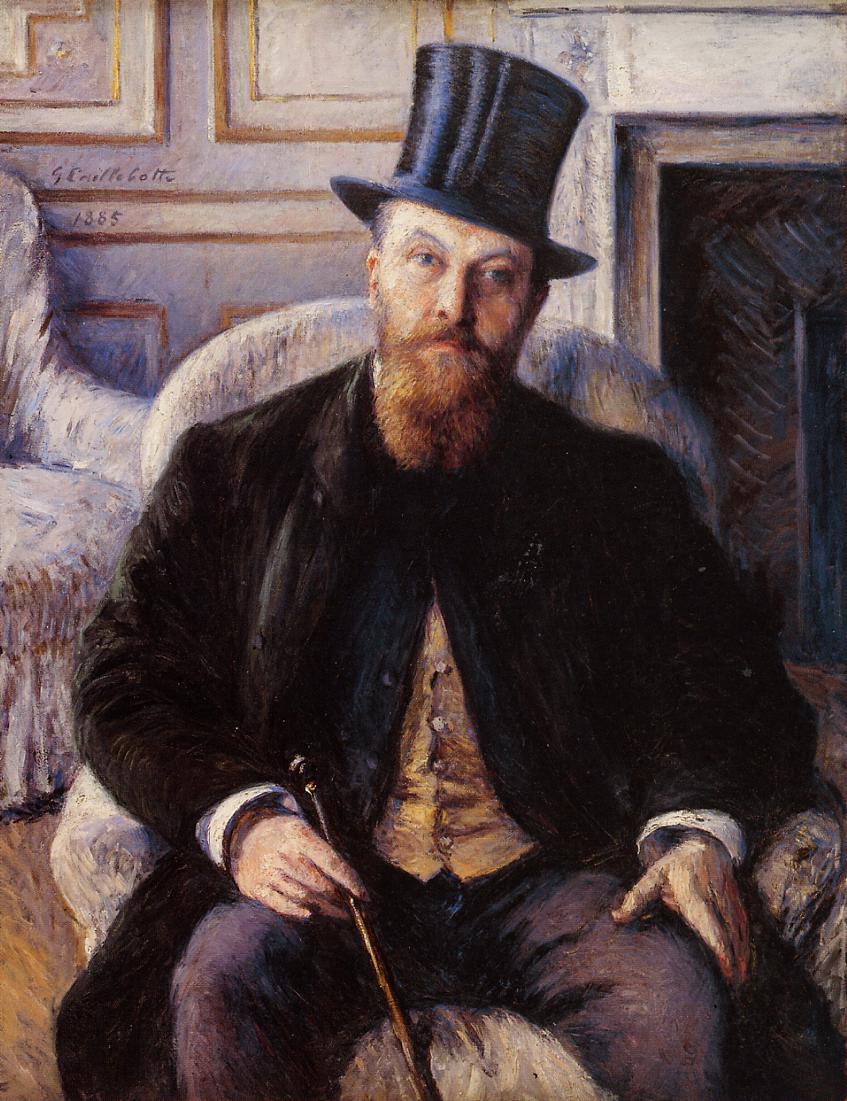 Portrait of Jules Dubois, 1885