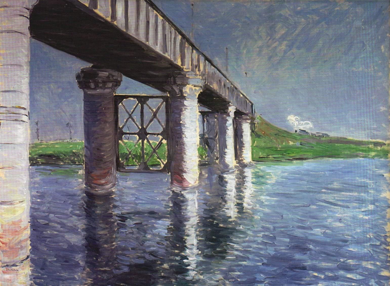 The Bridge at Argenteuil, 1885-1887