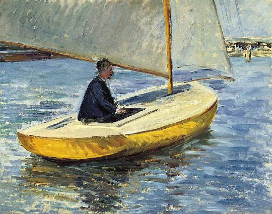 The Yellow Boat, 1891