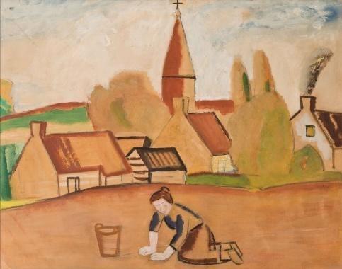 De Wiedster, 1930 - Густав де Смет
