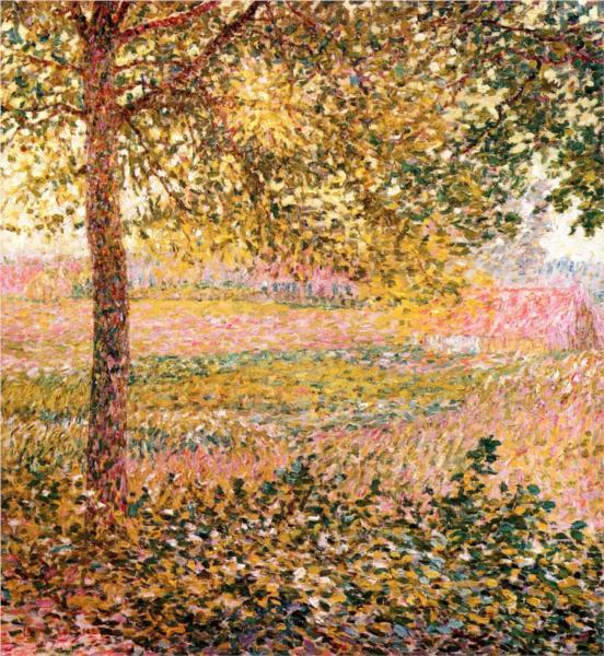 Landscape - Густав де Смет