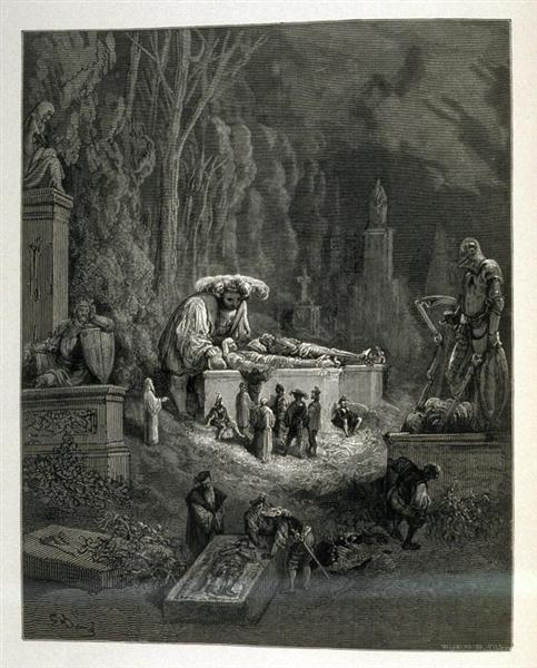 Pantagruel - Gustave Dore