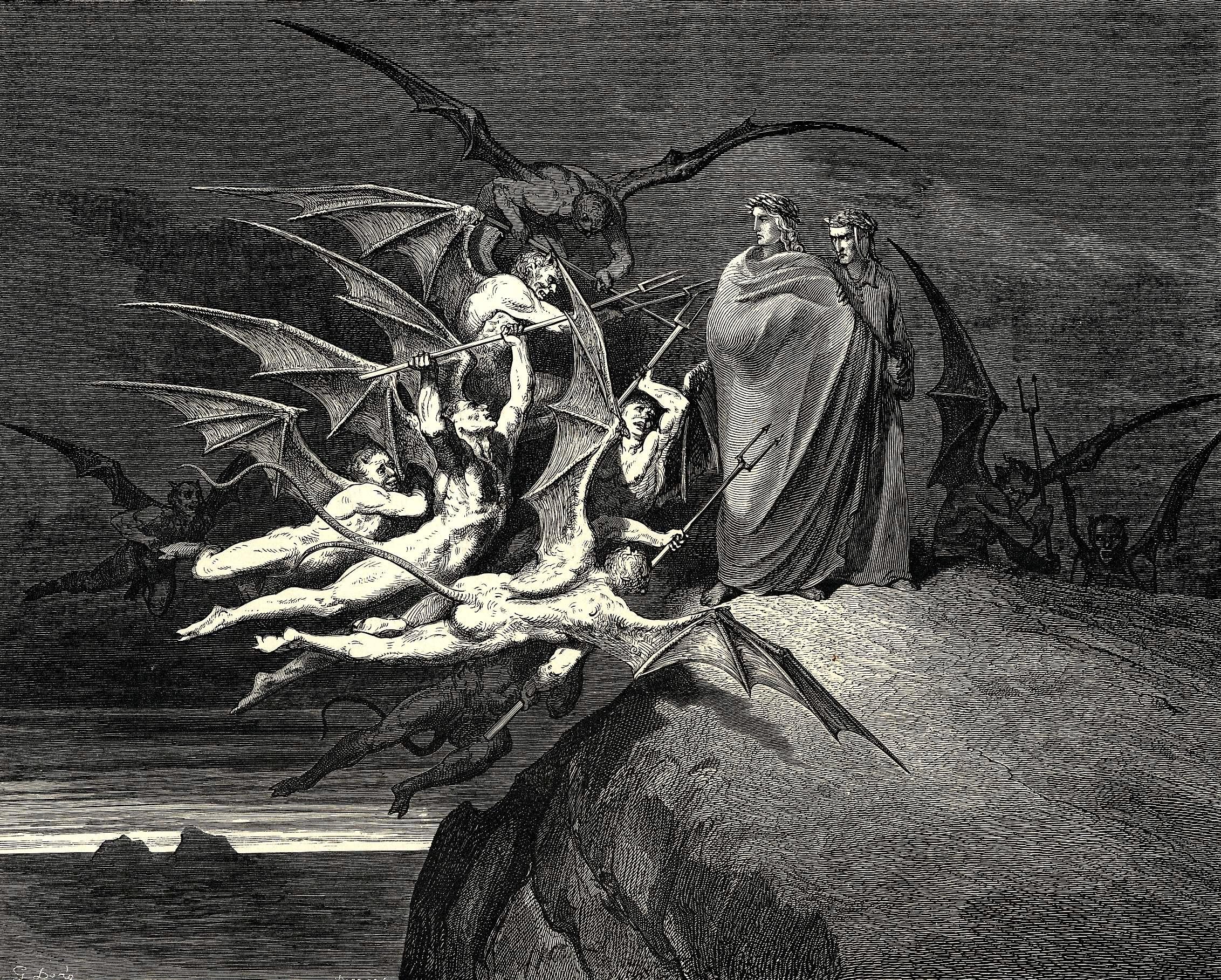 Dante s Inferno Essay - Critical Essays - eNotes com
