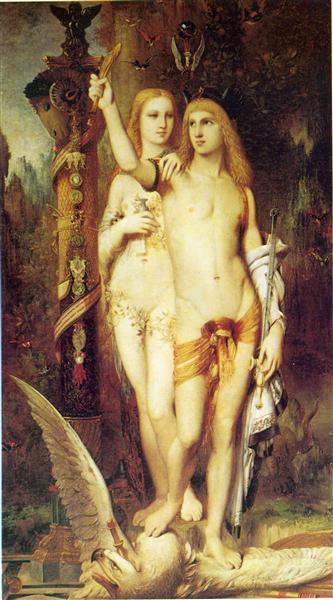 Jason, 1865 - Gustave Moreau