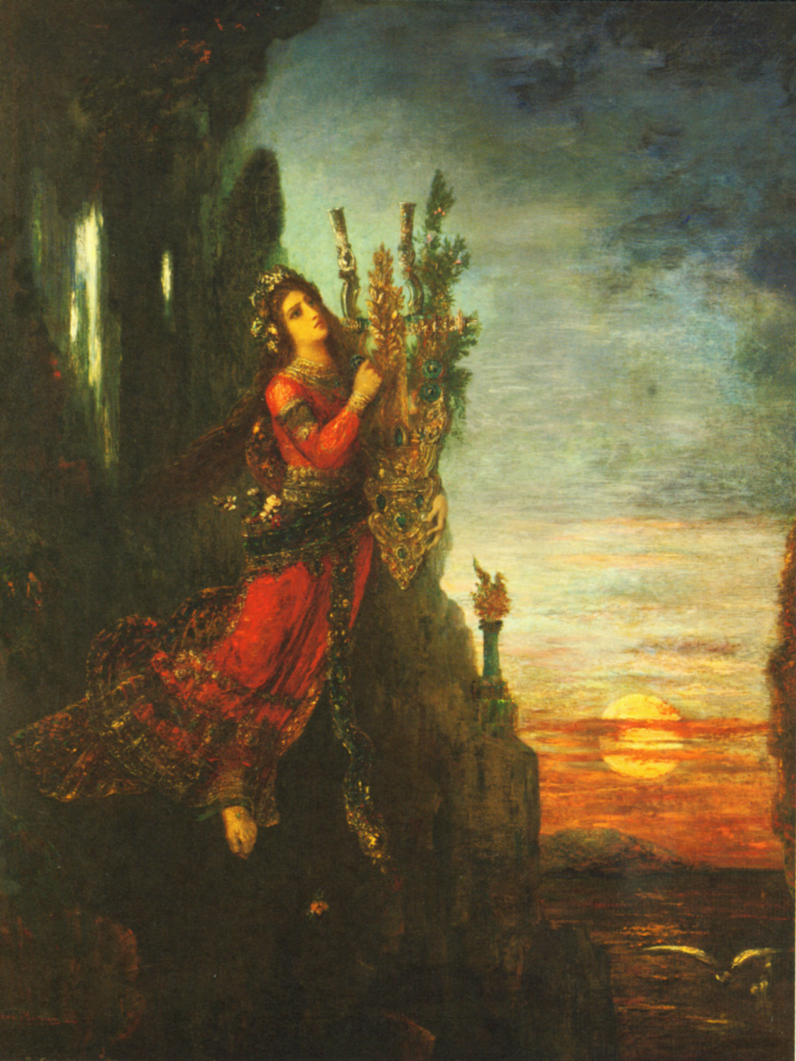 Gustave Moreau Famous Paintings