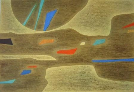 Provence Grande Lumière, 1958 - Gustave Singier